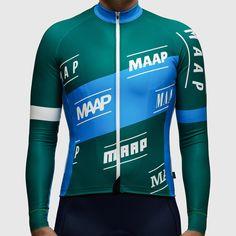 Sash Winter Long Sleeve Jersey - MAAP Cycling Wear 26eba4da4