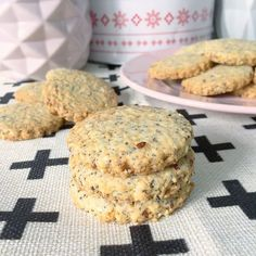 Sablés aux Graines façon Sablés des Prés de Bonne Maman - la recette pour réaliser des délicieux sablés multi-graines - des sablés à croquer sans modération !