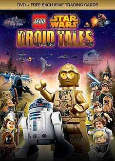 The story of one of the epic sagas from the STAR WARS universe is retold by Lego characters in this animated miniseries. The stories of STAR WARS EPISODE I and STAR WARS EPISODE II are told through th