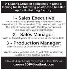 No alt text provided for this image | Qatar Jobs | Pinterest | Alt