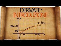 Derivate : Definizione di derivata e Significato Geometrico - YouTube