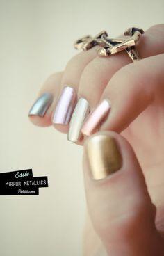 Essie Mirror Metallics