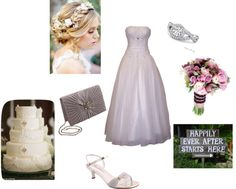 """Here Comes The Bride"" by pacificplex on Polyvore"
