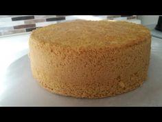 Glutensiz Pandispanya Tarifi | Gluten-Free Sponge Cake Recipe - YouTube Sponge Cake Recipes, Gluten Free Baking, Baking Tips, Cornbread, Ethnic Recipes, Youtube, Food, Millet Bread, Essen