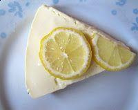 Citrónový Cheesecake za studena