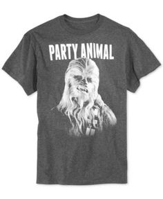 Men's Fifth Sun Star Wars Party Animal T-Shirt - T-Shirts - Men - Macy's