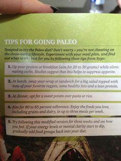 Jump start for Paleo Beginners. #paleo #newtopaleo #paleobeginners http://paleoaholic.com/