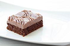 Kakaové řezy bez lepku