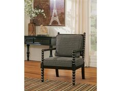 Signature Design by Ashley Living Room Accent Chair 1300060 - Lifestyle Furniture by Babette's - Leesburg, FL