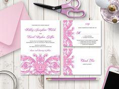 wedding place cards printable template cherry blossom diy
