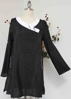 New DesignerRomantic and Trendy Plus Size Tunic by Dare2bStylish, $45.00