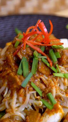 Tauge Goreng - New Ideas Tofu Recipes, Vegetable Recipes, Indian Food Recipes, Asian Recipes, Cooking Recipes, Healthy Recipes, Nigerian Food, Taste Made, Malaysian Food