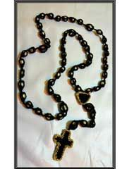 Great Gift Idea for my Catholic Friends - Rosary Crochet Pattern - Size 10 Thread w/6mm&8mm Beads - Annie's Crafts #RAC0726 PDF