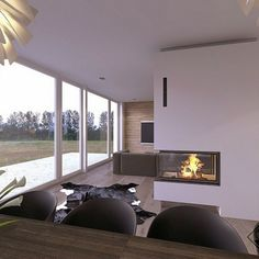 Diy Fireplace, Fireplaces, Wood Burning Fires, Floor Plans, Windows, Flooring, Living Room, Architecture, Table