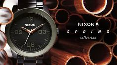 Nixon Spring 2014 Video Lookbook