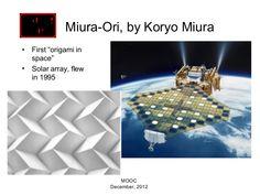 """""""Miura fold"""""""