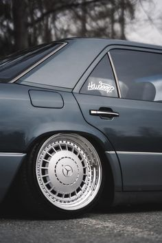 Mercedes Benz 190e, Benz S, Mercedes Benz Cars, Old School Cars, Automobile, Car Wheels, Dream Cars, Volkswagen, Classic Cars