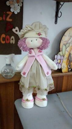 Boneca russa Olivia -Art de la
