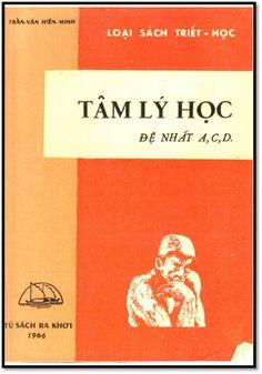 Tâm Lý Học Đệ Nhất A,C,D (NXB Ra Khơi 1966) - Trần Văn Hiến Minh, 366 Trang | Sách Việt Nam