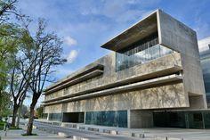 Edificio de Biología Celular y Genética, Universidad de Alcalá de Henares.