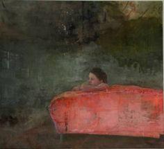 "Saatchi Art Artist Liana Nakashidze; Drawing, ""Being entangled."" #art"