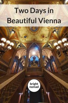 Two Days in Vienna - Full Itinerary & Useful Travel Tips European Travel Tips, Europe Travel Guide, Europe Destinations, Italy Travel, Travel Guides, Backpacking Europe, Travel Abroad, Visit Austria, Austria Travel