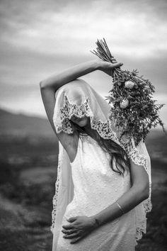 Mystic Bride X Otaduy Numéro Sauvage en vente now !!! Photo&video: Boul Rostan // Direction Artistique: Lise Mailman// Modèle: Ann C. Robes: Otaduy // Bijoux: Cécile Pic // Fleurs et couronne: Lady Bindille // Maquillage: la maison du maquillage // www.bippitymag.com