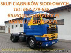 Skup ciężarówek !!! 667-279-655 (Gostynin)