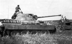 Panther Ausf D nr. 143