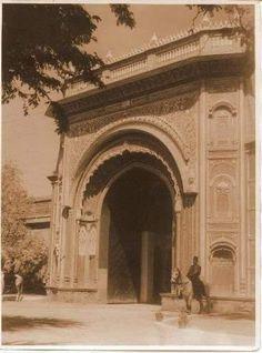 said garh palace main gate