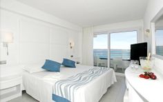 Insotel Hotel Formentera Playa 4*. Lux Superior Double Sea View.