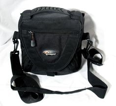 Lowepro Camera bag Nova Mini AW Used with built in cover for rain