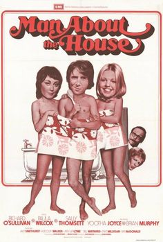 British comedy - Man about the house 80 Tv Shows, Old Shows, Great Tv Shows, Richard O Sullivan, Nostalgia, British Comedy, British Sitcoms, British Actors, Vintage Television