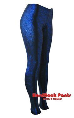 Calça Legging Glitter ~ Azul Produto Exclusivo! #calça #legging #glitter #azul #brilho #brilhante #exclusiva #visual #hardrockpants