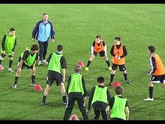 Catch Your Man Conditioning Game of schapen en wolfen spel Rugby Drills, Football Coaching Drills, Soccer Training Drills, Soccer Drills For Kids, Rugby Training, Soccer Practice, Soccer Skills, Youth Soccer, Rugby Workout