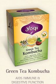 Delectable Tea, Inspirational Sayings, and Yoga Moves with each box...what more would you want in a tea?