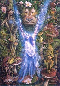 Kissed by Pixies - Brian Froud