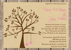 country wedding invitation wording Check more image at http://bybrilliant.com/2472/country-wedding-invitation-wording