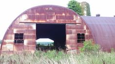 A really cool old barn I came across near Piedmont