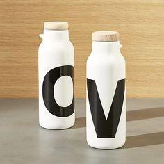 Loft Oil & Vinegar Bottle Set, ($10.95)