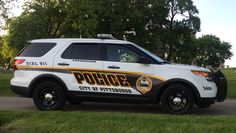 City of Pittsburg (PA) Police Supervisor # 3481 Ford Interceptor Utility Police Truck, Army Police, Police Sergeant, Police Patrol, State Police, Police Cars, Police Vehicles, Radios, Police Car Pictures