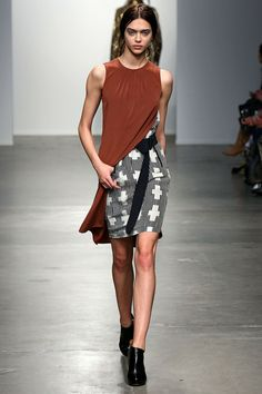 FALL 2013 READY-TO-WEAR  Jeremy Laing