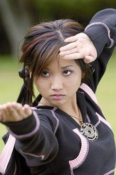 Brenda Song has a black belt in Tae Kwon Do