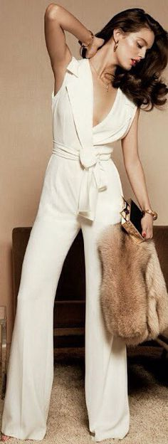 WHITE • HAUTE • CHIC ✿ιиѕριяαтισи❀ #abbigliamento