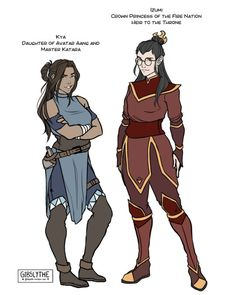 gibslythe: henloo?? where is my tv show surrounding Team Avatar's children?