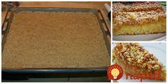 Výborný recept na domáci trdelník trochu inak - bez špeciálnej formy, na obyčajnom plechu. Cornbread, French Toast, Food And Drink, Breakfast, Ethnic Recipes, Cakes, Basket, Millet Bread, Morning Coffee