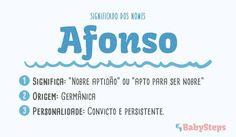 #Afonso #babysteps #significado #nomes #meninos #rapazes #escolher #nome #bebé #convicto #persistente