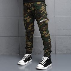 >> Click to Buy << 2016 Autumn kids Trousers boys Girls clothing Costumes dance Panelled Plus velvet army camouflage pants #Affiliate