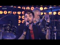 Queen + Adam Lambert - Bohemian Rhapsody / Killer Queen - New Years Eve ...Can Adam get any more gorgeous? And that voice! Squee.