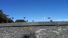 호주 시드니 한국전참전기념비